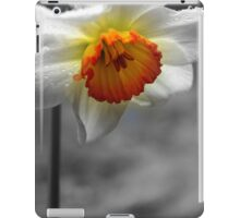 Daffodil Umbrella iPad Case/Skin