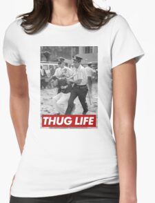 Bernie Womens Fitted T-Shirt