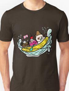 Banana Pirates Unisex T-Shirt