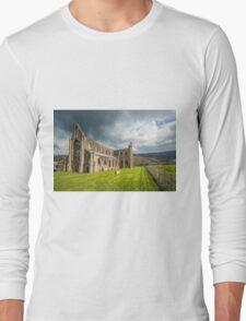 Tintern Abbey Wye Valley Long Sleeve T-Shirt