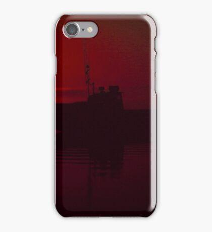 Cape Islander at Sunrise iPhone Case/Skin