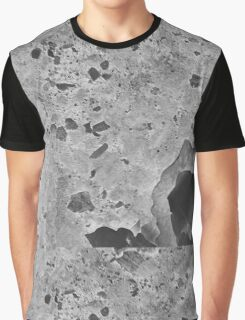 Life on the Moon Graphic T-Shirt