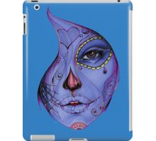 Facial beauty iPad Case/Skin