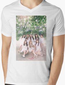 lovelyz new trilogy Mens V-Neck T-Shirt