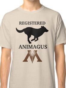Registered Animagus (Dog) Classic T-Shirt
