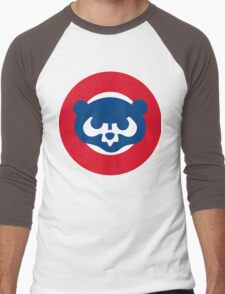 chicago cubs Men's Baseball ¾ T-Shirt