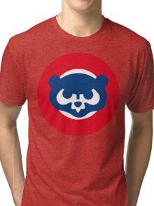 chicago cubs Tri-blend T-Shirt