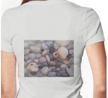 Shingle Womens Fitted T-Shirt