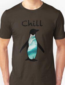 Chill Penguin Unisex T-Shirt