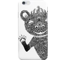 Boom Bear iPhone Case/Skin