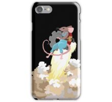 Mouse with Jetpack iPhone Case/Skin