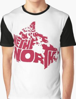 We The North (Red) Graphic T-Shirt