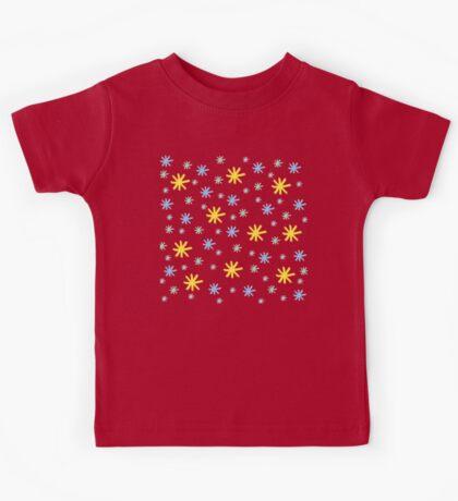 Stars and snowflakes Kids Tee