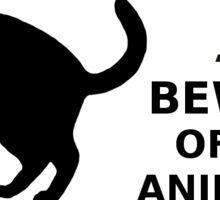 Registered Animagus (Cat) Sticker