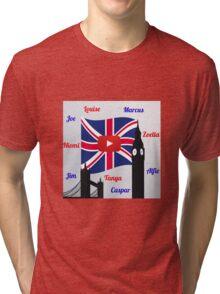 British Youtubers Tri-blend T-Shirt