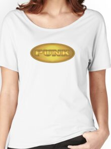 Golden Punk Women's Relaxed Fit T-Shirt