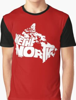 We The North (White) Graphic T-Shirt