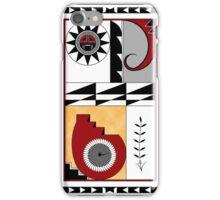 southwest design iPhone Case/Skin