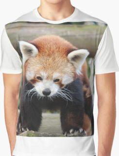 Red Panda Graphic T-Shirt