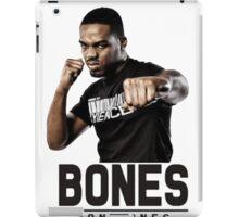 Jonny bones iPad Case/Skin