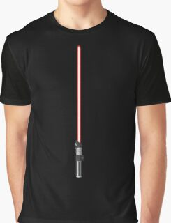 Darth Vader Lightsaber Graphic T-Shirt