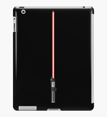 Darth Vader Lightsaber iPad Case/Skin