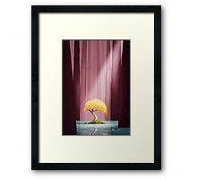 Little Light Framed Print