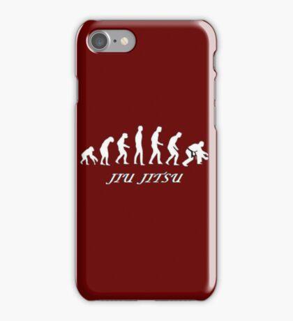 Jiu jitsu evolution iPhone Case/Skin