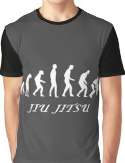 Jiu jitsu evolution Graphic T-Shirt