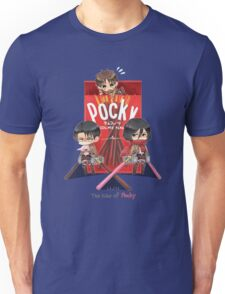 The War Of Pocky Unisex T-Shirt