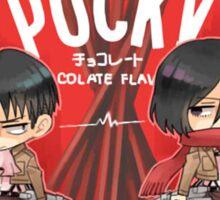 The War Of Pocky Sticker