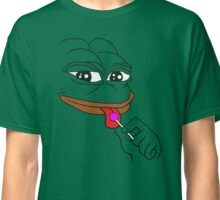 "Pepe The Frog ""Sexy Bom Bom"" Classic T-Shirt"
