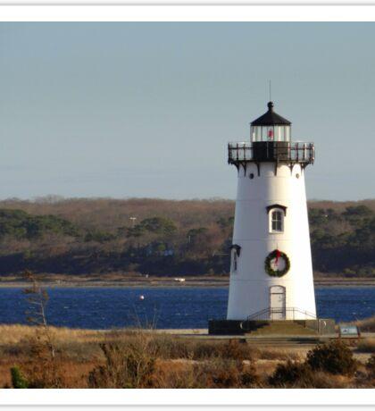 Edgartown Lighthouse Sticker
