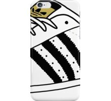 superstar illustration #2 iPhone Case/Skin