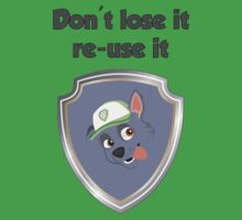 Don't lose it, re-use it Kids Tee