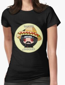 ¿Sasque? Womens Fitted T-Shirt