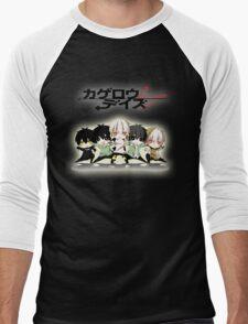 Kagerou Project  Men's Baseball ¾ T-Shirt