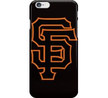 san francisco giants iPhone Case/Skin
