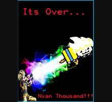 Its Over Nyan Thousand!!! Unisex T-Shirt