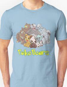 PokeBears Unisex T-Shirt
