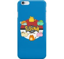 Pushemon iPhone Case/Skin