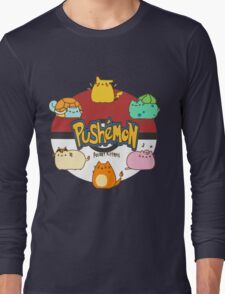 Pushemon Long Sleeve T-Shirt