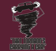 That Tornado's Carrying A Car by Karto