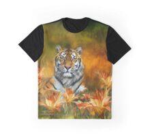 Wild Tigers Graphic T-Shirt