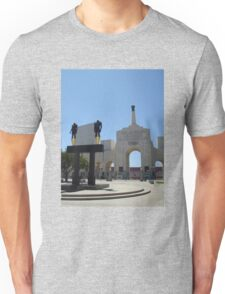 Los Angeles Coliseum Unisex T-Shirt