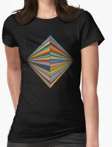 STRFKR LOGO  Womens Fitted T-Shirt