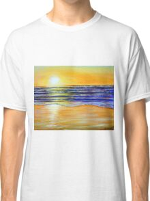 New Year's Eve Sunset Classic T-Shirt