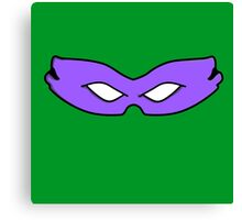 Donatello TMNT Canvas Print