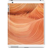 Wave Rock, Coyote Buttes iPad Case/Skin