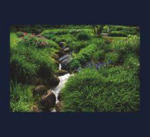 Lush Green Gardens - the Joy of June Kids Tee